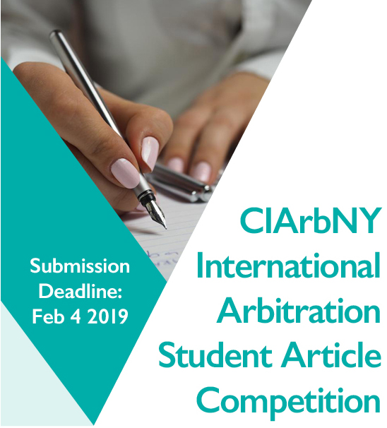ciarb essay competition
